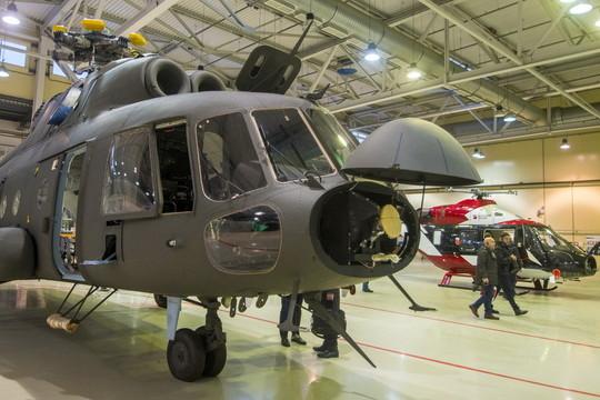 Казань впервые принимает вертолетный форум АВИ