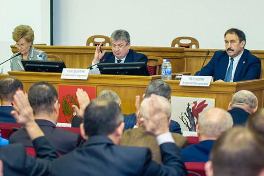 Песошин прокомментировал земельный скандал в Елабуге
