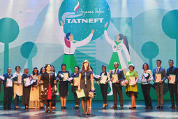 «Татнефть» раздала гранты проектам неравнодушных граждан