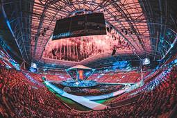 WorldSkills 2019 на «Казань Арене»: бурные овации Минниханову, недожатый интерактив и недостаток эндорфина