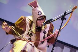 На фестивале «Европа – Азия» звучали уникальные инструменты и горловое пение