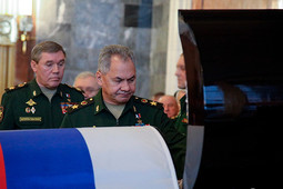 В Москве простились с последним маршалом Советского Союза Дмитрием Язовым