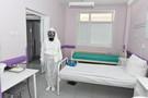 В Казани разместили больных коронавирусом. Фото из больницы
