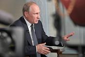 Владимир Путин: «У вас президентов не убивали, что ли? Вы подзабыли об этом?»
