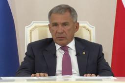 Рустам Минниханов пообещал направить 50 млрд рублей на ремонт дворов