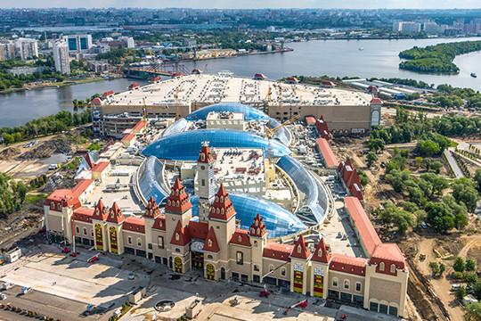 «Отток туристов изКазани произойдет»: в Москве открывается «российский Диснейленд»