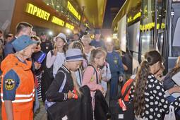 Детский коллектив «Бисеринки» прилетел из Стамбула в Казань