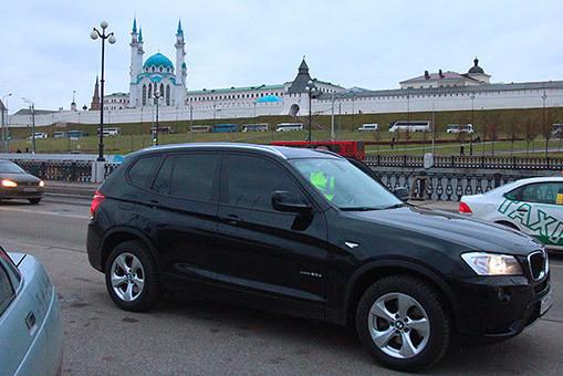 Авторынок Татарстана: кто купил Rolls-Royce за 23 млн. рублей, как у Колесовой?