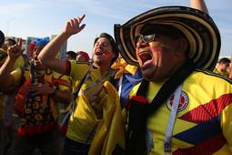 Фанаты из Польши и Колумбии готовятся к «матчу жизни» в Казани