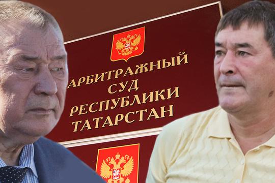 VIP-должники Татарстана – 2016: сын директора «Тандема», аграрий Губайдуллин итопы «АКОСа»