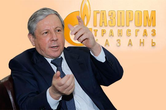 Еще один титан: Рафкат Кантюков прощается строном «газового короля»