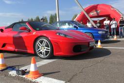 В Елабуге прошли гонки на ускорение «Драг-рейсинг-2018»