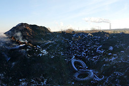 Пожарище под Нижнекамском превратилось в бедствие