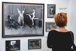 «Ангелы наши узнали друг друга»: в БИЗONе открылась выставка, посвященная Шемякину и Высоцкому