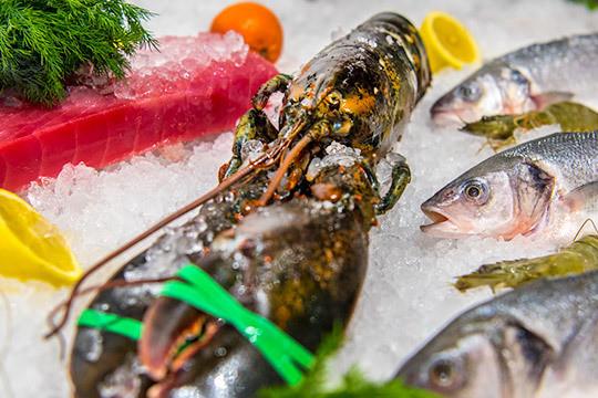 «Черный бриллиант на столе» и аутентичный тирамису: Chef Lobster запустил новое меню