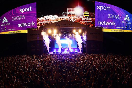Arenaland 2019: sport, music, network