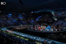 Лучшие моменты церемонии открытия WorldSkills Kazan 2019