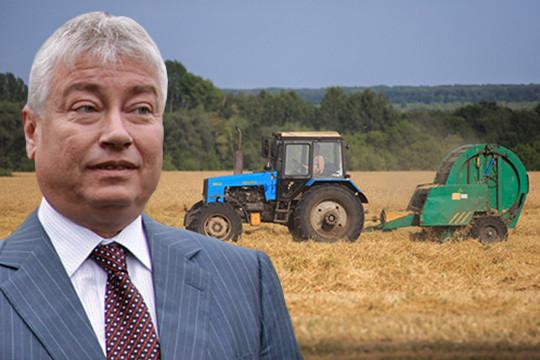 2% всех пашен Татарстана на кону: как идет битва за «земельный банк» Мусина и Егорова