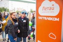 «Таттелеком» обеспечивает зону уверенного приема мобильной связи «Летай» на всей территории Татарстана