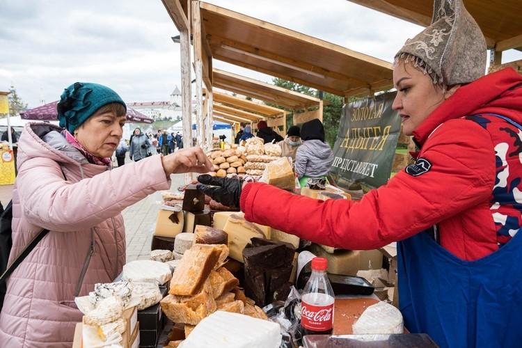 50 кухонь народов мира: в Казани проходит гастрономический фестиваль «Вкусная Казань»