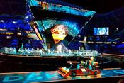 Как Медведеву испекли мыкаравай: 10 главных фишек церемонии открытия WorldSkills