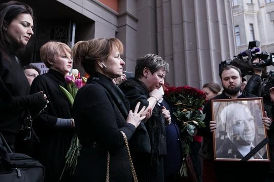 В Москве простились с Владимиром Этушем