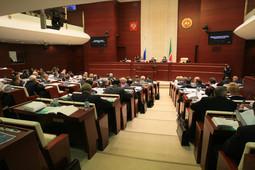 LIVE! Правительство Татарстана отчитывается перед Госсоветом