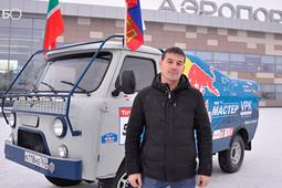 Тольяттинец превратил свой «головастик» в гоночный болид «КАМАЗ-Мастер»
