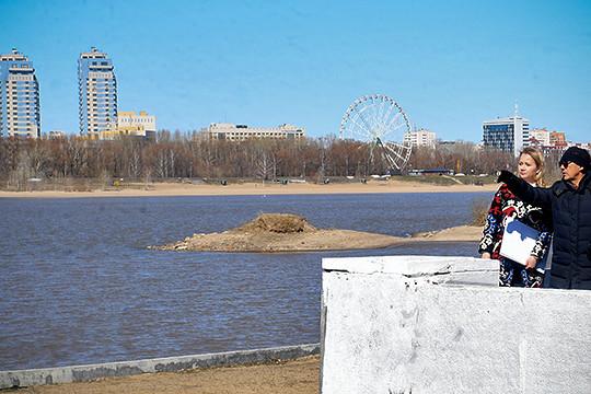 12 новых прибрежных парков ивелодорожки: что нарисуют вокруг Казанки французы?