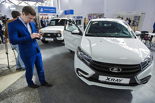 Vesta и Rapid откусили от пирога Solaris и Rio, а Hyundai запряг Creta и побил рекорд