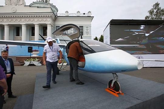 Авиакосмические технологии презентовали в Казани