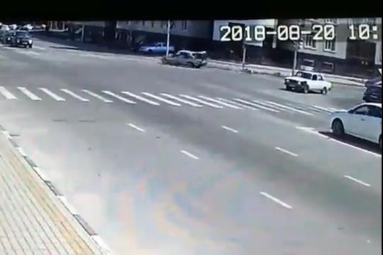В результате погони в Грозном был застрелен водитель