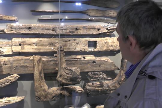 Как выглядит внутри новый музей дерева в Свияжске
