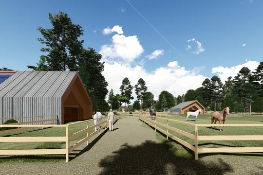 Дома с огородами и 85 тыс. за «квадрат»: казанский экорайон застроят по плану Knight Frank