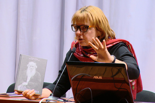 Почему 100 лет назад казанский журналист сравнил Толстого с арбузом?
