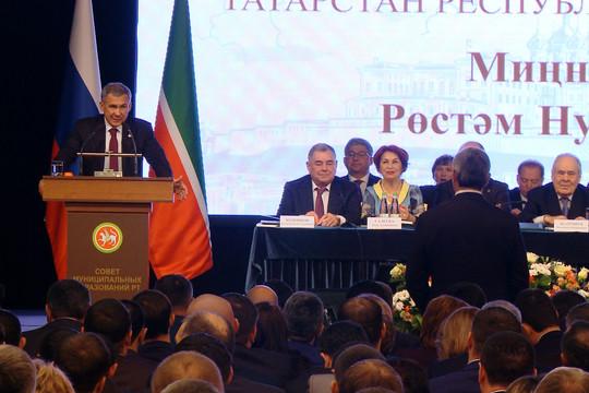 Минниханов попросил не нагружать муниципалитеты темой перехода на цифровое TV