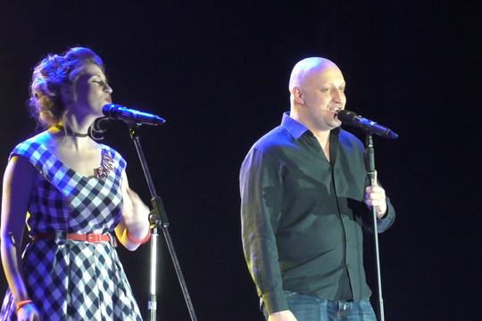Концерт в Нижнекамске, посвященный дню рождения Владимира Высоцкого