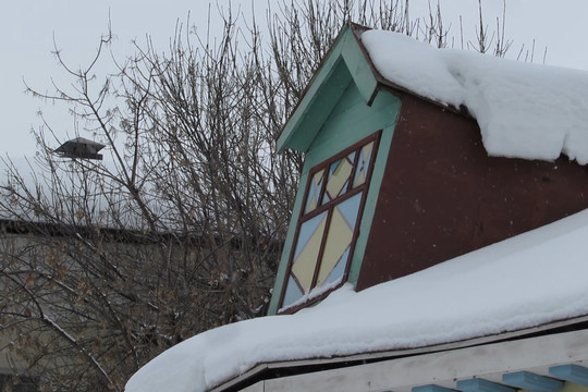 В Старо-Татарской слободе рухнула крыша исторического здания
