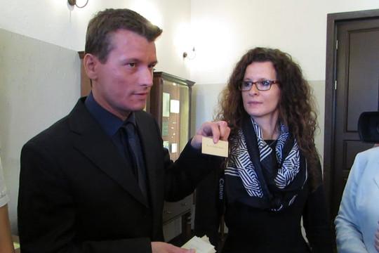 Казань посетили потомки профессора Адамюка из Австрии