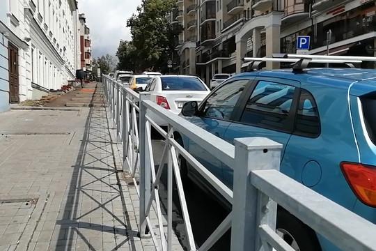 «Забористая» тема: почему в Казани ставят километры ограждений?