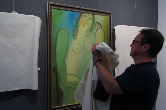 В галерее «БИЗON» открылась необычная интерактивная выставка
