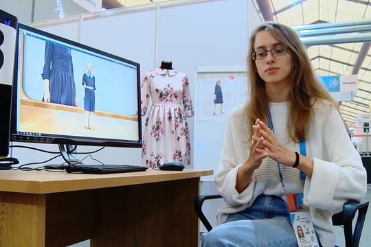 Студентка из Казани стала лучшим цифровым модельером FutureSkills