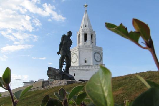 В Казани реконструируют один из символов города