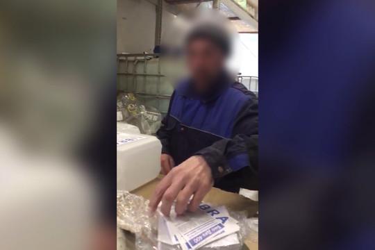 В Татарстане накрыли производство поддельных антисептиков