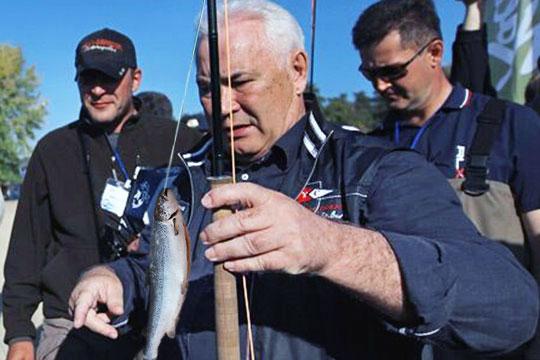 Закамский лосось: рыбацкая байка или суперпроект?