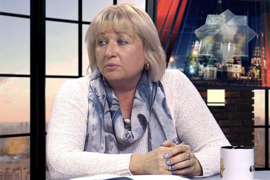 Елена Ларина: «Вся наша финансовая верхушка для западных элит – это гопота»