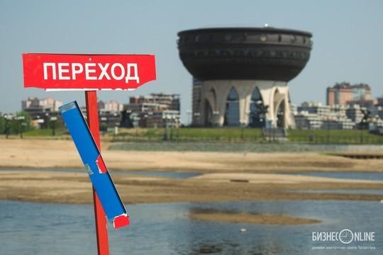 К чему привело масштабное обмеление Куйбышевского водохранилища?