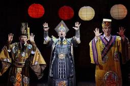 «Турандот» наШаляпинском фестивале: театр певцов без ансамбля