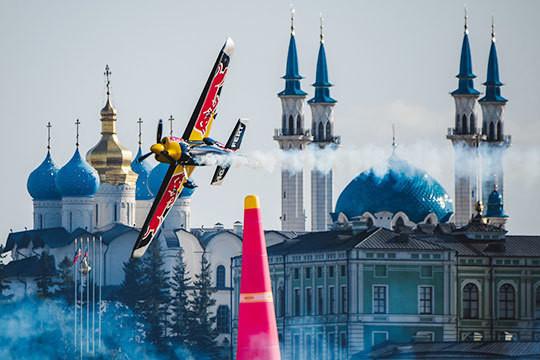 «Здесь так же хорошо, как в Америке и Эмиратах»: Казань влюбилась в Red Bull Air Race