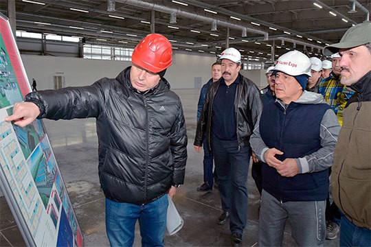 Дорога свернула в Татарстан: «Казань Экспо» откроют транспортным форумом